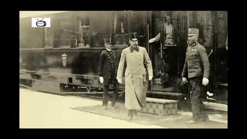 Balkánská past Záhada sarajevské vraždy...Historický dokument CZ