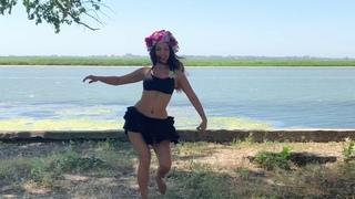 Irina DALIYA Shevchenko - Ia Ora Na by Ken Carlter music / Tahitian dance