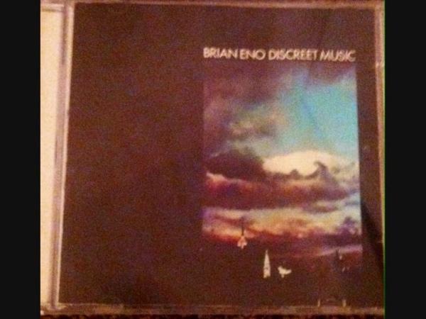 Brian Eno 'DISCREET MUSIC' 1975