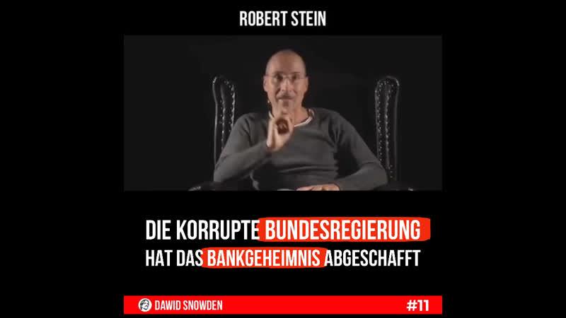 11 - Die korrupte Bundesregierung hat das Bankgeheimnis abgeschafft