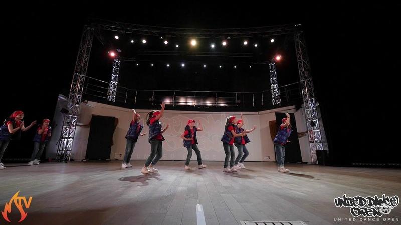 MARVEL MB   First Steps   UNITED DANCE OPEN XXVI