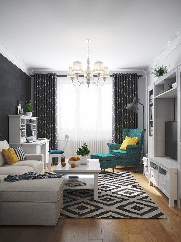 Как Вам такое оформление квартиры?