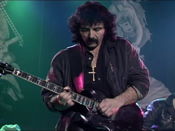 Guitar Greats - Paranoid - Lita Ford and Tony Iommi - 11/12/1984 - Capitol Theatre - Passaic, NJ