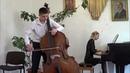 Г Эккльс Соната g moll I IIчч Eccles cello sonata g moll 1 2 mvts