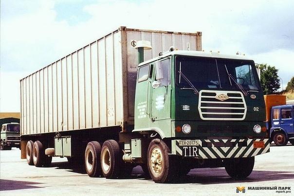 Среди прочих стран в грузовой отрасли Иран резко выделяется