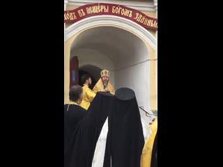 Проповедь митрополита Тихона (Шевкунова) в день Ангела архимандрита Иоанна (Крестьянкина)