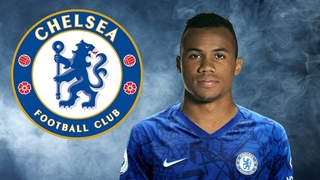 Gabriel Magalhaes ● Welcome to Chelsea ● 2020 🔵