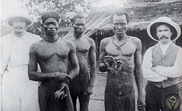 В конце XIX века король Бельгии Леопольд II основал в Африке Свободное Государство Конго и превратил его в личные рабовладельческие угодья