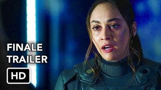 "The 100 7x16 Trailer ""The Last War"" (HD) Season 7 Episode 16 Trailer Series Finale"