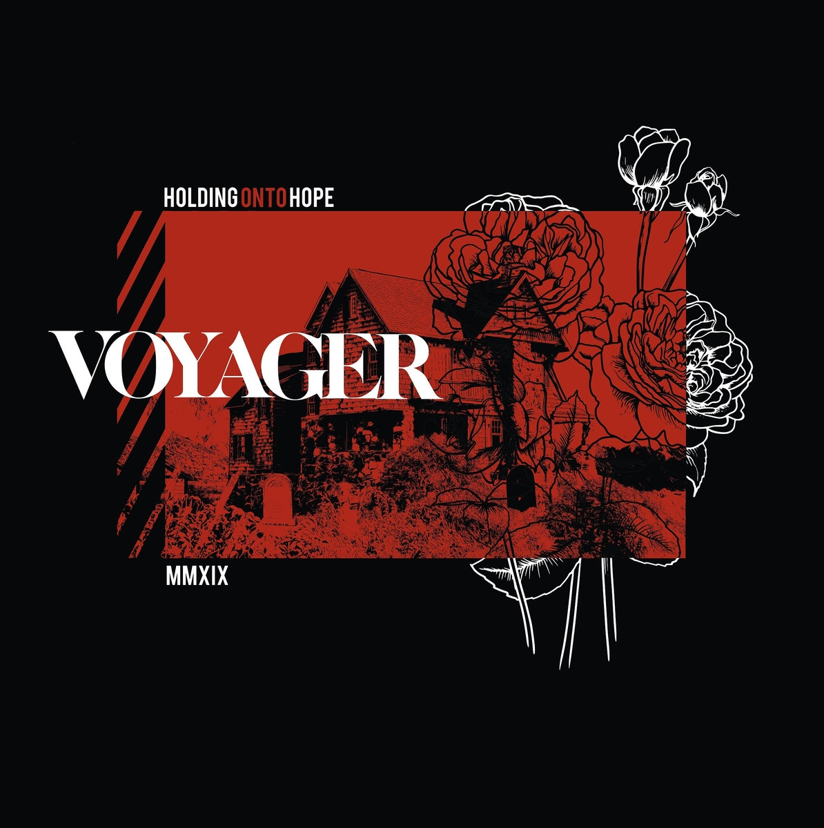 Voyager - Holding Onto Hope [EP] (2019)