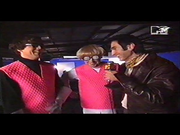 Pet Shop Boys - MTV ON LOCATION (1)