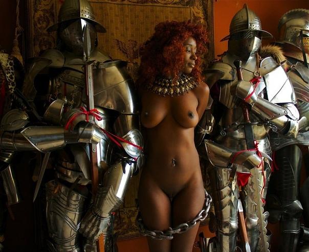 Fat naked female of haiti