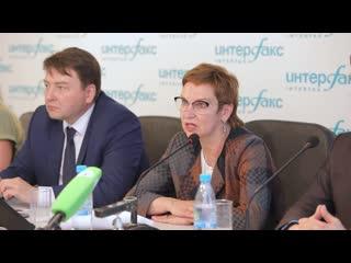 Юлия Иванова о гендерном составе участников Конкурса Мой город  мои возможности