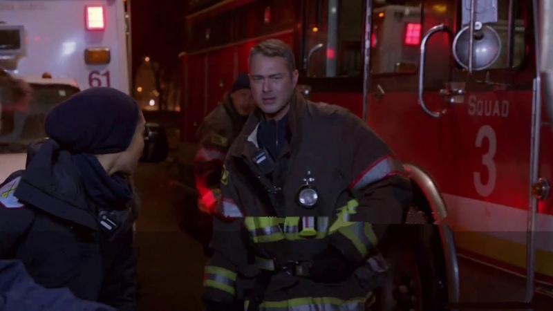 Пожарные Чикаго: 8 сезон 15 серия - Английское Промо
