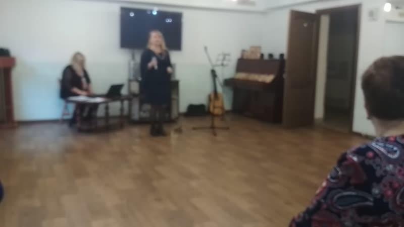 Ирина Анненко Песня дождя