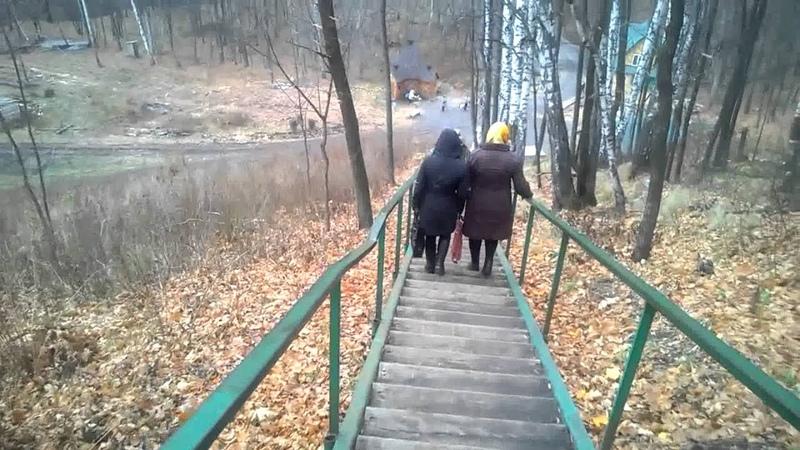 Экскурсия в Наровчат Пензенская область 08 11 2012 год