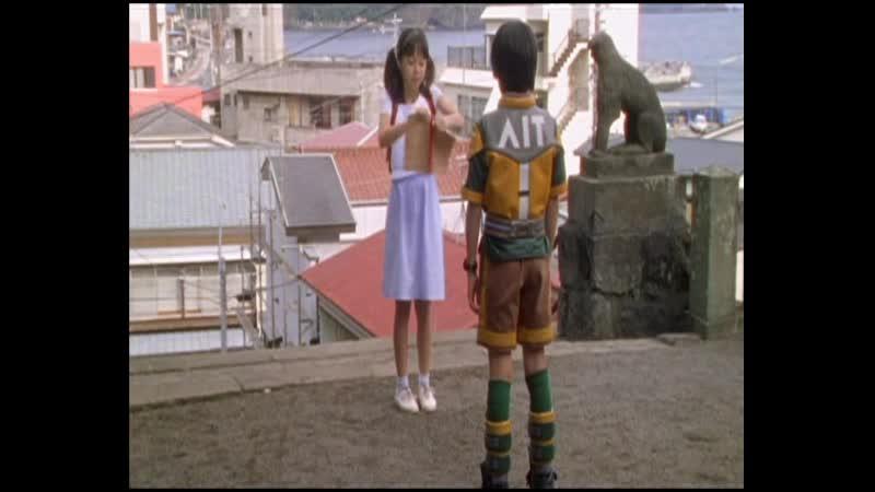 Gigante robo mikuzuki legendado em portugues filme 2 ep 1 continuaçao