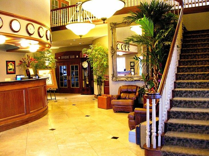 Лучшие отели мира от Soul Travel Hangar Hotel (США), изображение №2