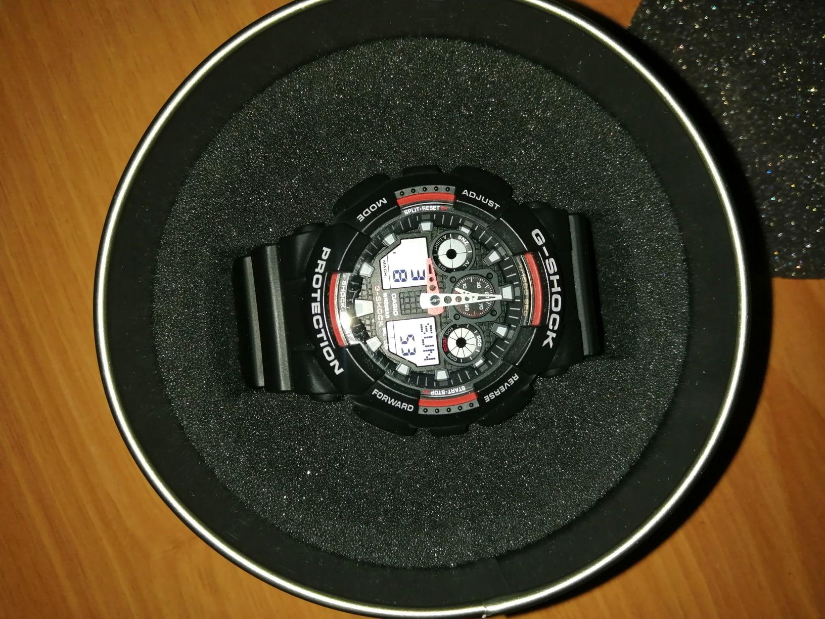 Купить срочно мужские часы G-SHOCK. Цена: 5 | Объявления Орска и Новотроицка №2434