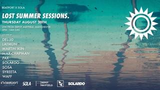 wAFF DJ set - Sola Lost Summer Sessions    Live
