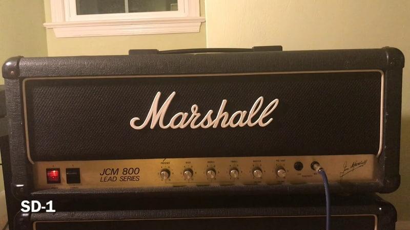 1985 Marshall JCM800 2204 - Rock and Beyond