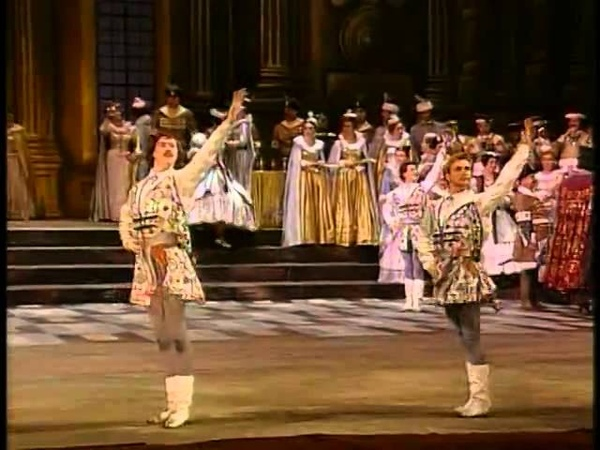 Val's i mazurka iz opery 'ZHizn' za carya' 'Ivan Susanin' 480 копия