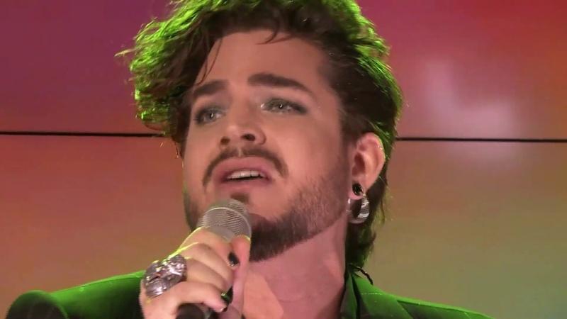 Adam Lambert Whataya Want from Me Live From YouTube Space New York