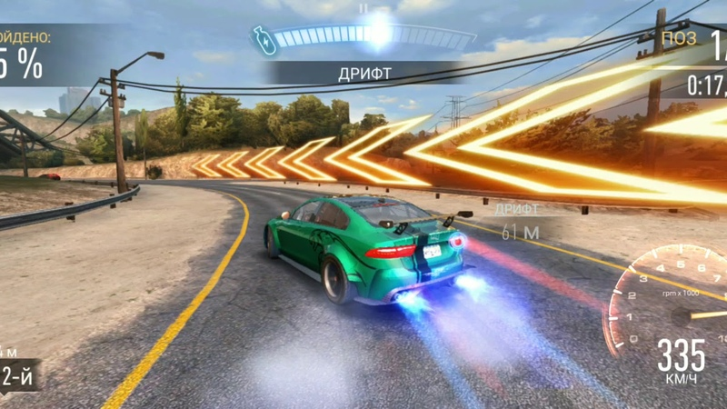 Need for Speed No Limits Underground Rivals S7 Limit Break Driver Tier S