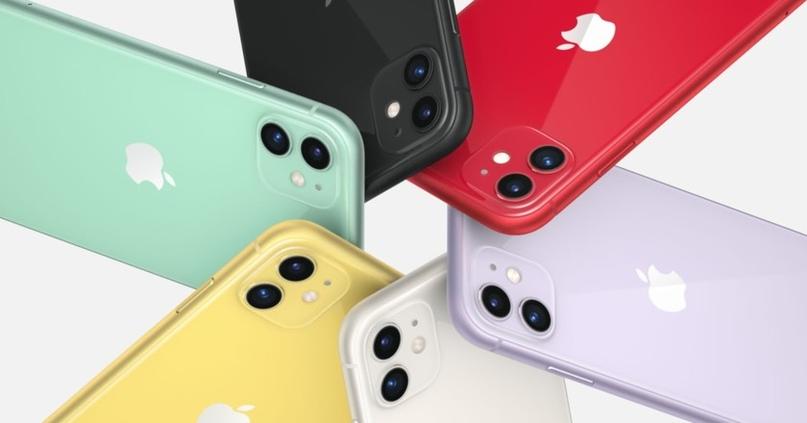 Ремонт iPhone 11 (XI) и XI (одинадцать макс) в Минске