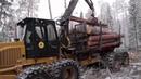 Продажа лесозаготовительного комплекса CATERPILLAR