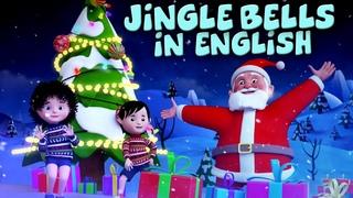 bob il treno | rima per i bambini | jingle bells | Bob The Train | Christmas Music | Christmas Carol