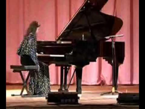 Вечер фортепианной музыки в г Спас Клепики
