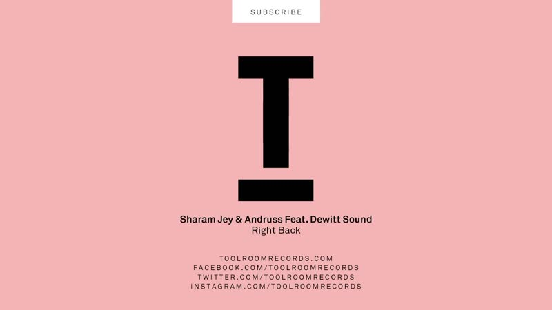 Sharam Jey Andruss (feat. Dewitt Sound) - Right Back (Extended Mix)