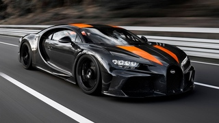 Bugatti hits  in a Chiron   Top Gear