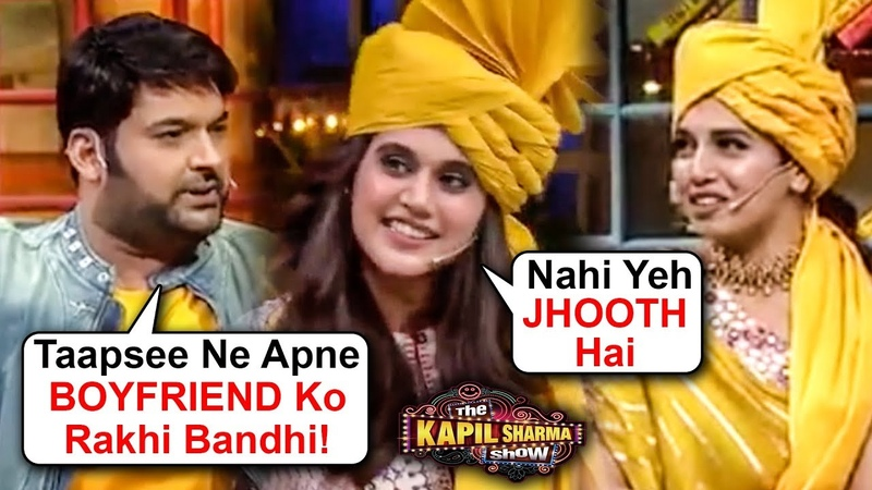 Kapil Sharma TAKES Bhumi Pednekar Taapsee Pannu's CLASS The Kapil Sharma Show Saand Ki Aankh