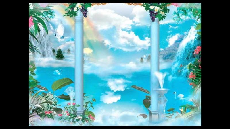 Божественный мир Катя Шаварина исполнение Наталья Шаварина автор текста и ролика