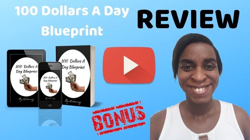 100 Dollars A Day Blueprint Review Top 3 Profit Methods