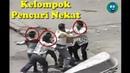 Kelompok Gangster PERU ,, Merebut Apa Saja Milik PEJALAN KAKI