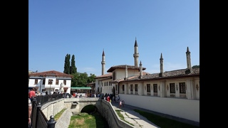 Ханский дворец. Бахчисарай / Субботние Путешествия