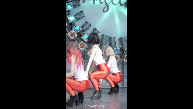 151115 여자여자GirlsGirls 아령 여자여자 신인발굴프로젝트 밀리오레 by drighk 직캠