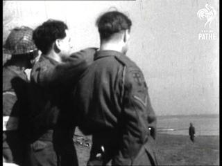 Invasion Scenes - Europe (1945)