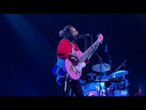 Thundercat Them Changes Black Qualls What's The Use Live in Oakland 2020