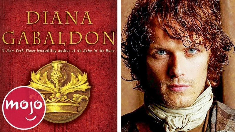 Top 10 Differences Between Outlander Books TV Show