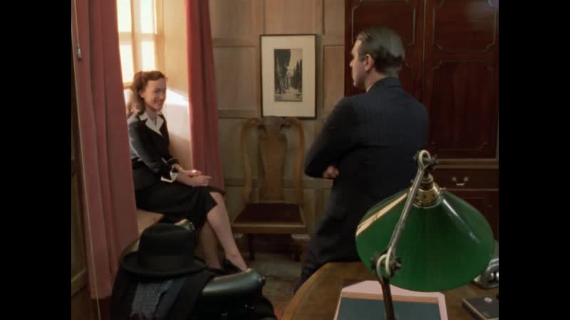 Мисс Марпл Агаты Кристи Карман полный ржи Часть 1 Англия Детектив 1985