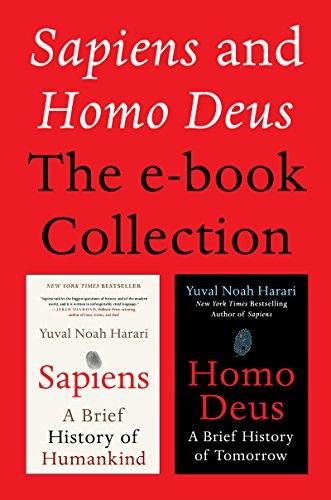 Yuval Noah Harari] Sapiens and Homo Deus  The E-b
