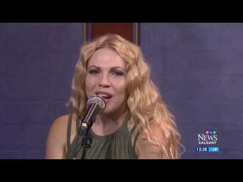 Let Me Love You Acoustic Live on CTV News Canada