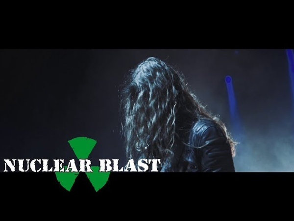 NAILED TO OBSCURITY - The Aberrant Host (OFFICIAL LIVE VIDEO)