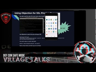 DEF CON Safe Mode Red Team Village - Kyle Benac - Android Application Exploitation