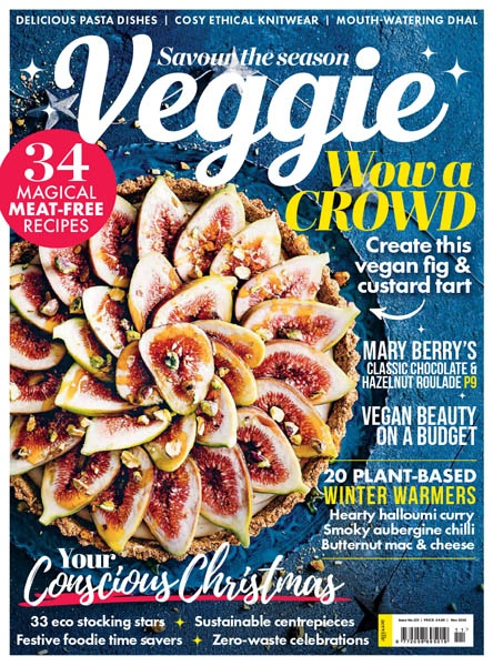 Veggie Magazine  Issue 133  November 2019