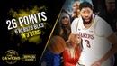 Anthony Davis Full Highlights 2019 12 04 Lakers vs Jazz 26 Pts 3 Blks FreeDawkins